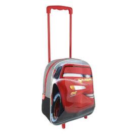 Cerda Σχολική Τσάντα με Ρόδες Cars 3 (2100002284)