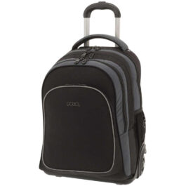 Polo Σακίδιο Τρόλεϋ Δημοτικού Compact Χρώμα Μαύρο (901177-02-00)