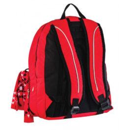 Polo Σακίδιο Πλάτης Double Scarf Με Μαντήλι Χρώμα Κόκκινο 2019 (901235-03-00)