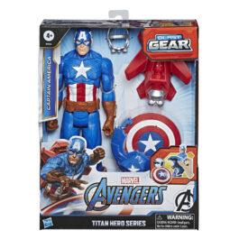 Hasbro Avengers Titan Hero Innovation Cap (E7374)