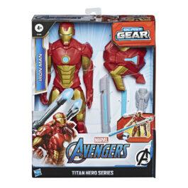 Hasbro Avengers Titan Hero Innovation IM (E7380)
