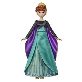Hasbro Disney Frozen Musical Adventure Anna Singing Doll (E9717-E8881)