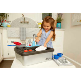 Little Tikes First Appliance Οι Πρώτες μου Συσκευές : Νεροχύτης & Κουζίνα (LTT42000)