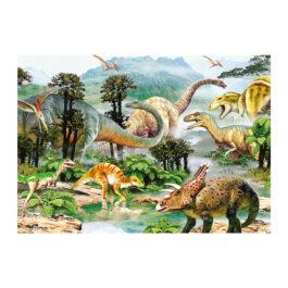 Dino Παζλ Δεινόσαυροι 100XL Τεμάχια (34343)