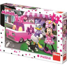 Dino Παζλ Minnie & Daisy 48 Τεμάχια (37132)