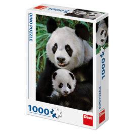 Dino Παζλ Οικογένεια Πάντα 1000 Τεμάχια (53256)