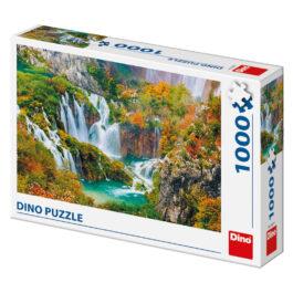 Dino Παζλ Λίμνη Πλιτβιτσε 1000 Τεμάχια (53257)