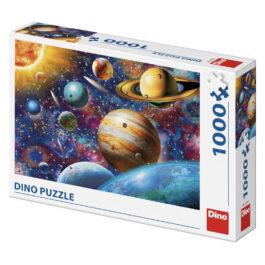 Dino Παζλ Πλανήτες 1000 Τεμάχια (53275)
