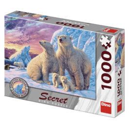 Dino Παζλ Πολικές Αρκούδες 1000 Τεμάχια (53278)