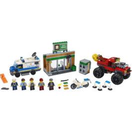 Lego City Ληστεία Monster Truck της Αστυνομίας (60245)