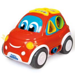 Clementoni Baby Αυτοκινητάκι Που Μιλάει (1000-63171)