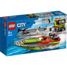 Lego City Race Boat Transporter (60254)