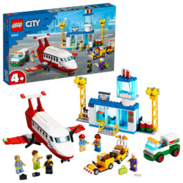 Lego City Central Airport (60261)