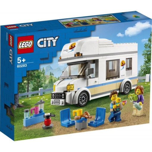 Lego City Holiday Camper Van (60283)