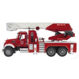 Bruder Φορτηγό Πυροσβεστικής Με Πραγματική Μάνικα Νερού (BR002821)