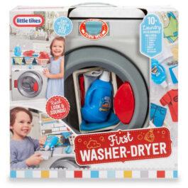 Little Tikes Πλυντήριο-Στεγνωτήριο First Appliance (LTT45000)
