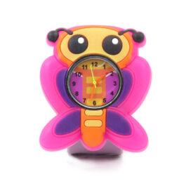 Wacky Watches Παιδικό Ρολόι SLAP 3D Butterfly (14482301)