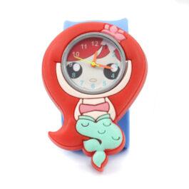 Wacky Watches Παιδικό Ρολόι SLAP 3D Mermaid (14482324)