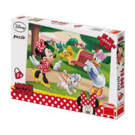 Dino Πάζλ Minnie 100 XL Τεμάχια (34330)