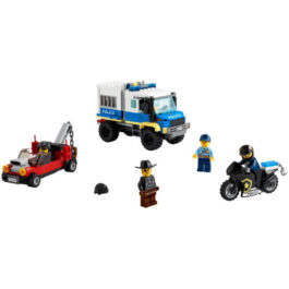 Lego City Police Prisoner Transport (60276)