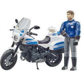 Bruder Μηχανή Αστυνομίας Ducati Με Αναβάτη (BR062731)