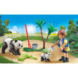 Playmobil Βαλιτσάκι Φροντίζοντας Τα Πάντα (70105)