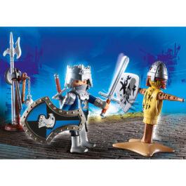 "Playmobil Gift Set ""Ιππότης Με Πανοπλία"" (70290)"