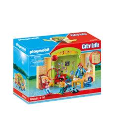 "Playmobil Play Box ""Νηπιαγωγείο"" (70308)"