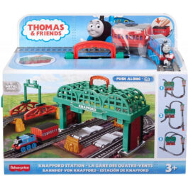 Fisher Price Thomas And Friends Σταθμός Κναπφορντ (GHK74)