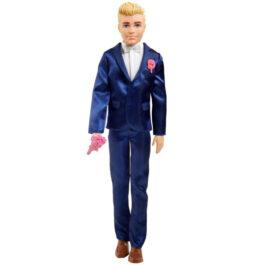 Barbie Ken Πρίγκιπας Γαμπρός (GTF36)