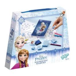 Gialamas Σετ σφραγίδων Frozen (TM680029)