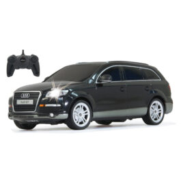 Jamara-Rastar Τηλεκατευθυνόμενο Audi Q7 1:24 Μαύρο 2,4GHz (400080)