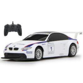 Jamara-Rastar Τηλεκατευθυνόμενο BMW M3 Sport 1:24 Ασπρο 2,4GHz (403092)