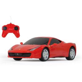 Jamara-Rastar Τηλεκατευθυνόμενο Ferrari 458 Italia 1:24 Κόκκινο 40MHz (404120)