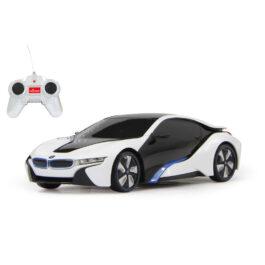 Jamara-Rastar Τηλεκατευθυνόμενο BMW I8 1:24 Ασπρο 27Mhz (404495)