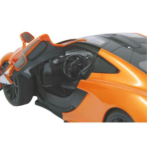 Jamara-Rastar Τηλεκατευθυνόμενο McLaren P1 1:14 Πορτοκαλί 27MHz Manual Door (405095)
