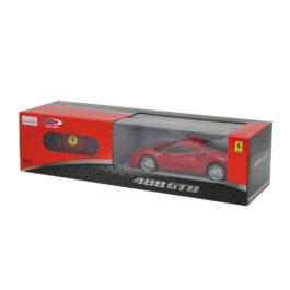 Jamara-Rastar Τηλεκατευθυνόμενο Ferrari 488 GTB 1:24 Κόκκινο 27MHz (405133)