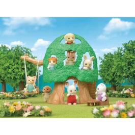 Epoch Sylvanian Families: Baby Treehouse Παιδικό Δεντρόσπιτο (5318)