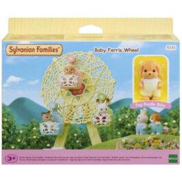 Epoch Sylvanian Families: Baby Ferris Wheel Ρόδα Του Λούνα Παρκ (5333)