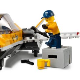 Lego City Airshow Jet Transporter (60289)