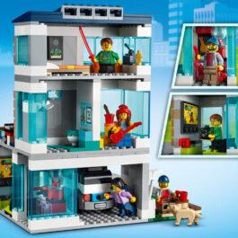 Lego City Family House (60291)