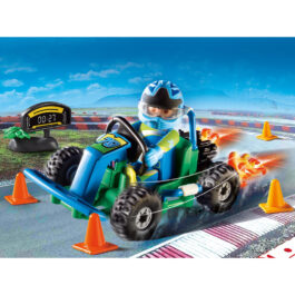 "Playmobil Gift Set ""Οδηγός Με Go-Kart"" (70292)"