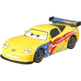 Mattel Disney/Pixar Cars Αυτοκινητάκι Die-Cast – Jeff Gorvette (DXV29-GBY03)