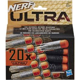 Hasbro Nerf Ultra 20 Βέλη Dart Refill Pack (E6600)