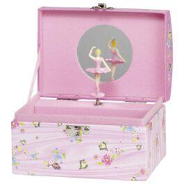 Goki Μουσικό Κουτί Με Πεταλούδες Και Μπαλαρίνα (15470)