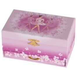 Goki Μουσικό Κουτί Με Λουλούδια Και Μπαλαρίνα (15545)