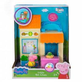 Giochi Preziosi Peppa Pig Μικρά Μέρη (PPC55310)