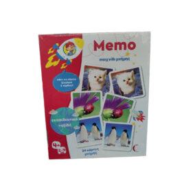 Argy Toys Επιτραπέζιο Μέμο (0209)