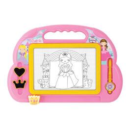 AS Magic Scribbler Πίνακας Γράψε Σβήσε Baby Princess Μεσαίος (1028-12263)