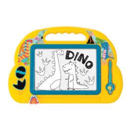 AS Magic Scribbler Πίνακας Γράψε Σβήσε Baby Dinosaur Μεσαίος (1028-12264)